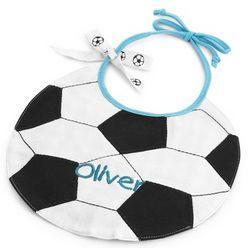 Baby's Soccer Bib