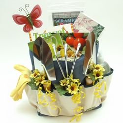 Gardeners' Essentials Gift Basket