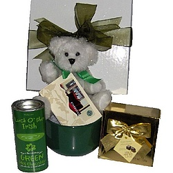Starbucks St. Patricks Day Gift Box