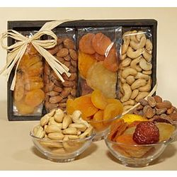 Dried Fruit and Snack Sampler