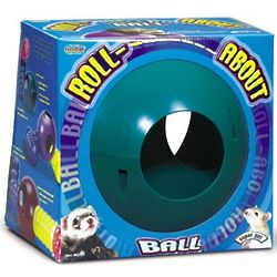 FerreTrail Roll-About Small Animal Ball