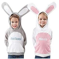 Personalized Bunny Hoodies