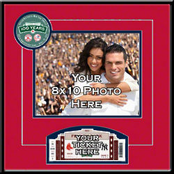 Boston Red Sox Fenway Park 100th Anniversary Picture Frame