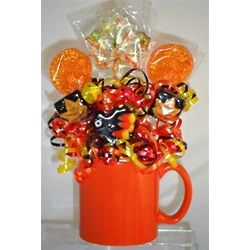 Autumn Delight Lollipop Bouquet