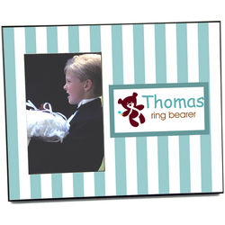 Ring Bearer Personalized Photo Frame
