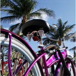 South Beach Art Deco Bike Tour for Two