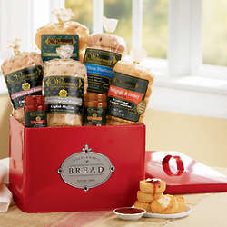 Breakfast Goodies in Bread Box Tin