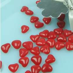 Mini Hearts Favor Candy Bags