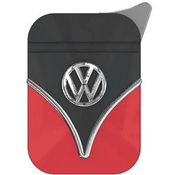 Volkswagen Bus Red and Black Lighter