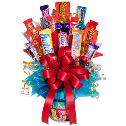 Nuts To You Candy Bouquet