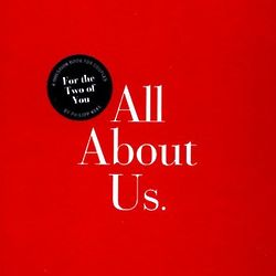 All About Us Journal Book