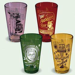 A Christmas Story Pint Glass Set