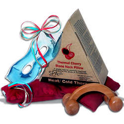 Valentine's Day Relaxation Therapy Spa Gift Basket