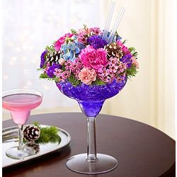 Welcome Winter Margarita Bouquet