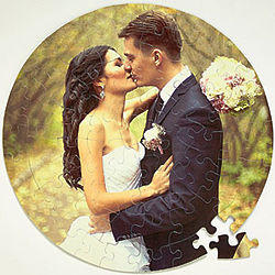 Personalized Photo 68 Piece Jigsaw Puzzle