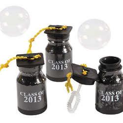 Class Of 2013 Graduation Bubbles