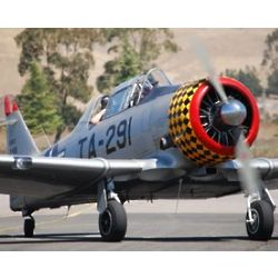 Warbird Flight Over Sonoma Experience Gift