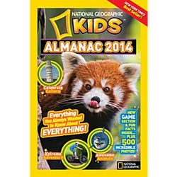 Kids Almanac 2014 Softcover Book