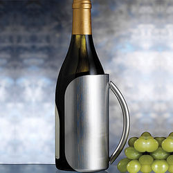 Stainless Steel Wine Grip