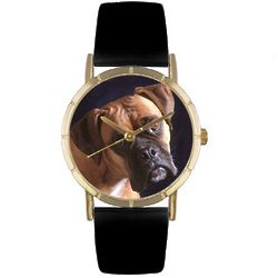 Boxer Photo Watch