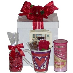 Starbucks Valentine's Day Gift Box