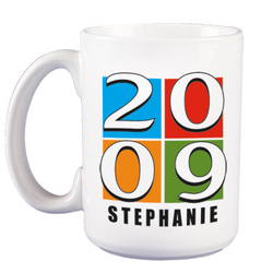 Personalized Graduation Mug