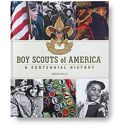 Boy Scouts of America Centennial History Book