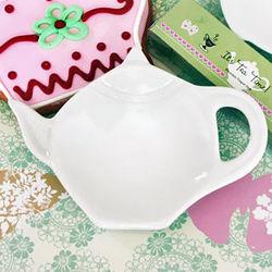 Porcelain Tea Caddy Favor