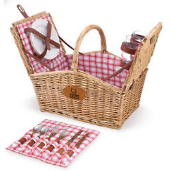 Indianapolis Colts Piccadilly Willow Picnic Basket