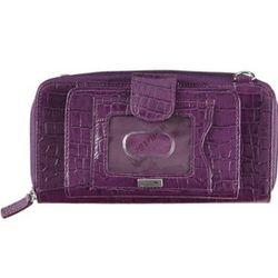 Accordion Cell Phone Clutch Wallet