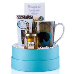 Tea Bird Gift Basket