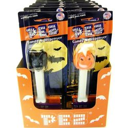 Glow in the Dark Halloween Pez Dispeners