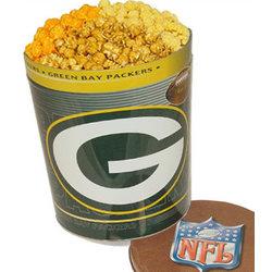 Green Bay Packers 3 Way Popcorn