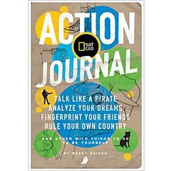 Action Journal Book