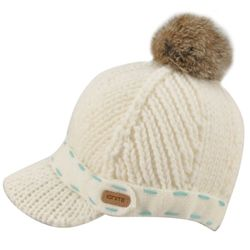 Annabelle Peak Pull on Hat
