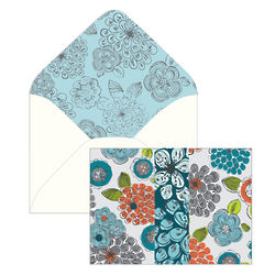 Eclectic Notes Stationery Set