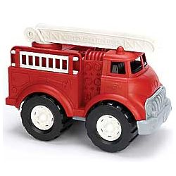 Recycled Plastic Fire Truck