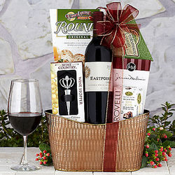 Eastpoint Cellars Merlot Gift Basket