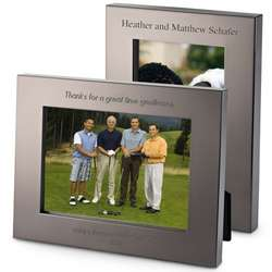 Simply Gunmetal Picture Frame