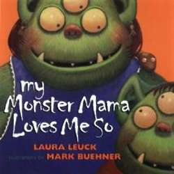 My Monster Mama Loves Me So Children's Bake