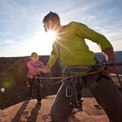 Colorado Springs Rock Climbing Tour
