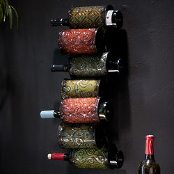 Grazia Wall-Mount Wine Storage