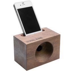 Wireless Acoustic Amplifier Wood Speaker