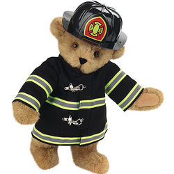 "15"" Firefighter Teddy Bear"