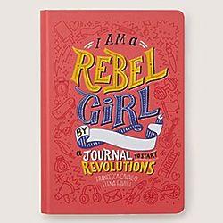 Rebel Girl's Journal To Start Revolutions
