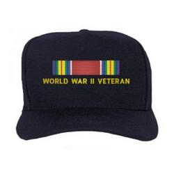 World War II Veteran Premium 5-Panel Cap
