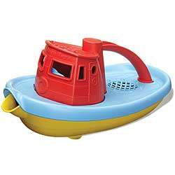 Recycled Plastic Bath Time Tugboat