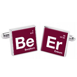 Element Beer Cufflinks