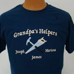 Helpers Personalized Shirt
