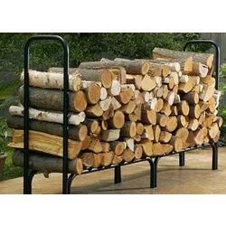 Small Steel Firewood Rack